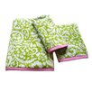 Dena Home Ikat Jacquard Bath Towel