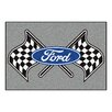 FANMATS Ford - Ford Flags Tailgater Mat