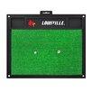 FANMATS NCAA University of Louisville Golf Hitting Mat