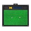 FANMATS NCAA University of Michigan Golf Hitting Mat