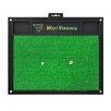 FANMATS NCAA West Virginia University Golf Hitting Mat