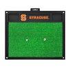 FANMATS NCAA Syracuse University Golf Hitting Mat