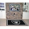 FANMATS NFL - Oakland Raiders 4x6 Rug
