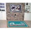FANMATS NFL - Miami Dolphins 4x6 Rug