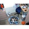 FANMATS NCAA University of North Carolina - Chapel Hill Mascot Mat