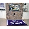 FANMATS NFL - Tennessee Titans 5x8 Rug