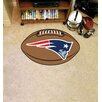 FANMATS NFL - New England Patriots Football Mat