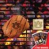 FANMATS NCAA Virginia Tech 2 Fan Brands (Set of 2)