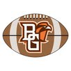 FANMATS NCAA Bowling Green State University Football Mat