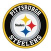 FANMATS NFL Pittsburgh Steelers Roundel Mat