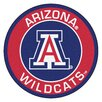 FANMATS NCAA University of Arizona Roundel Mat