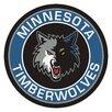 FANMATS NBA Minnesota Timberwolves Roundel Mat