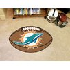 FANMATS NFL - Miami Dolphins Football Mat