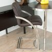 "Matrix Vedo 26"" Bar Stool with Cushion"