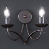 Honsel Hannes 2 Light Wall Sconce