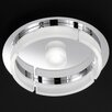 Honsel Sporto 5 Light Flush Ceiling Light