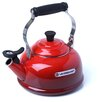 Le Creuset Enamel On Steel 1.8-qt. Classic Whistling Tea Kettle