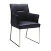 Whiteline Imports Larry Arm Chair