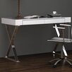Whiteline Imports Elm Writing Desk with Drawers