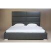 Whiteline Imports Jules Upholstered Platform Bed