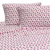 Scent-Sation Melanie and Max 3 Piece Strawberries Sheet Set