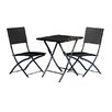 Kingfisher 2 Seater Bistro Set