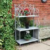Kingfisher 3 Tier Shelf Planter
