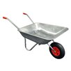 Kingfisher Galvanised Wheelbarrow