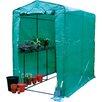 Kingfisher 1.2m W x 2m D Greenhouse
