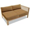 Forever Patio Anaheim Left Arm Sectional Piece with Cushions
