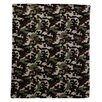 Denali Throws Camouflage Throw Blanket