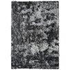 Rug Studio Neptune Calling Hand-Tufted Black/White Area Rug