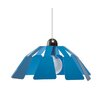 Gallis Chopper 1 Light Bowl Pendant
