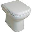 RAK Ceramics Origin Back to Wall Toilet with Soft Close Seat