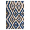 Beth Lacefield Alameda Sapphire Blue/Ivory Area Rug