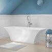 """A&E Bath and Shower Abzu 67"""" x 23"""" Soaking Bathtub Kit"""