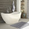 "A&E Bath and Shower Salacia 67"" x 28"" Soaking Bathtub Kit"