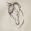 Sweet Potato by Glenna Jean Happy Trails Stallion Wall Mural