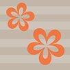 Sweet Potato by Glenna Jean Echo 2 Piece Flower Wall Decal Set