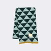 Scantrends Ferm Living Jacquard Knitted Cotton Blanket