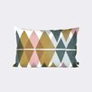 Scantrends Ferm Living Mountain Lake Cotton Lumbar Pillow