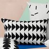 Scantrends Ferm Living Arrow Cotton Lumbar Pillow