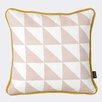 Scantrends Ferm Living Little Geometry Cotton Throw Pillow