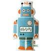Scantrends Ferm Living Mr. Robot Cotton Novelty Pillow
