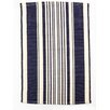 CLM Lexington Navy/Ivory Indoor/Outdoor Area Rug
