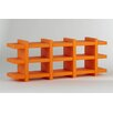 "Slide Design Booky 4 Shelf Unit 27.6"" Bookshelf"