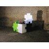 """Slide Design Puzzle 19.7"""" Floor Lamp"""