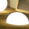 """Slide Design 1/2 Globo Geoline 6.9"""" Floor Lamp"""