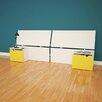 Nexera Taxi Platform Customizable Bedroom Set