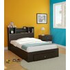 Nexera Pocono Platform Customizable Bedroom Set